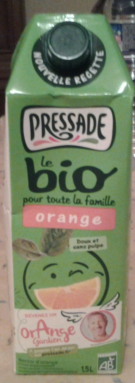 Le Bio Orange - Product