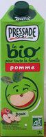 Nectar de pommes - Doux - Bio - Produit - fr