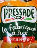 Le Bio Orange - Produit