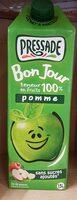 Jus de pomme sans sucres ajoutés - Product - fr