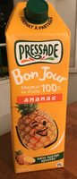 Jus d'ananas - Product - fr