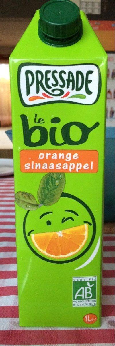Pressade bio orange - Product - fr