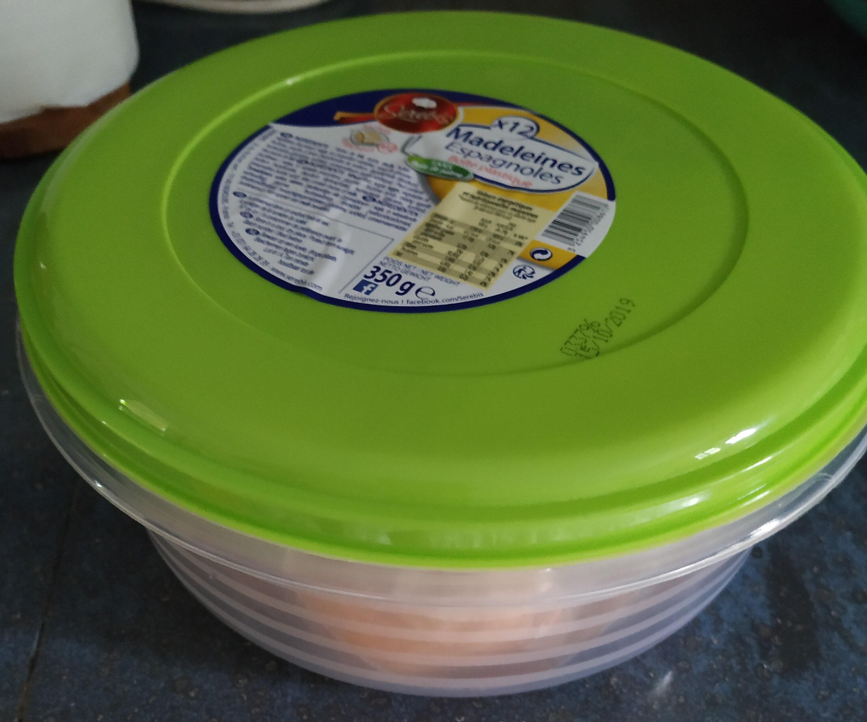 22 paquets de boite plastique magdalenas 350g serebis 350 g - Boite plastique cuisine ...