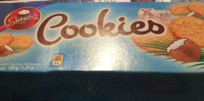 16 Paquets De Uvccookies Noix De Coco - Product - fr