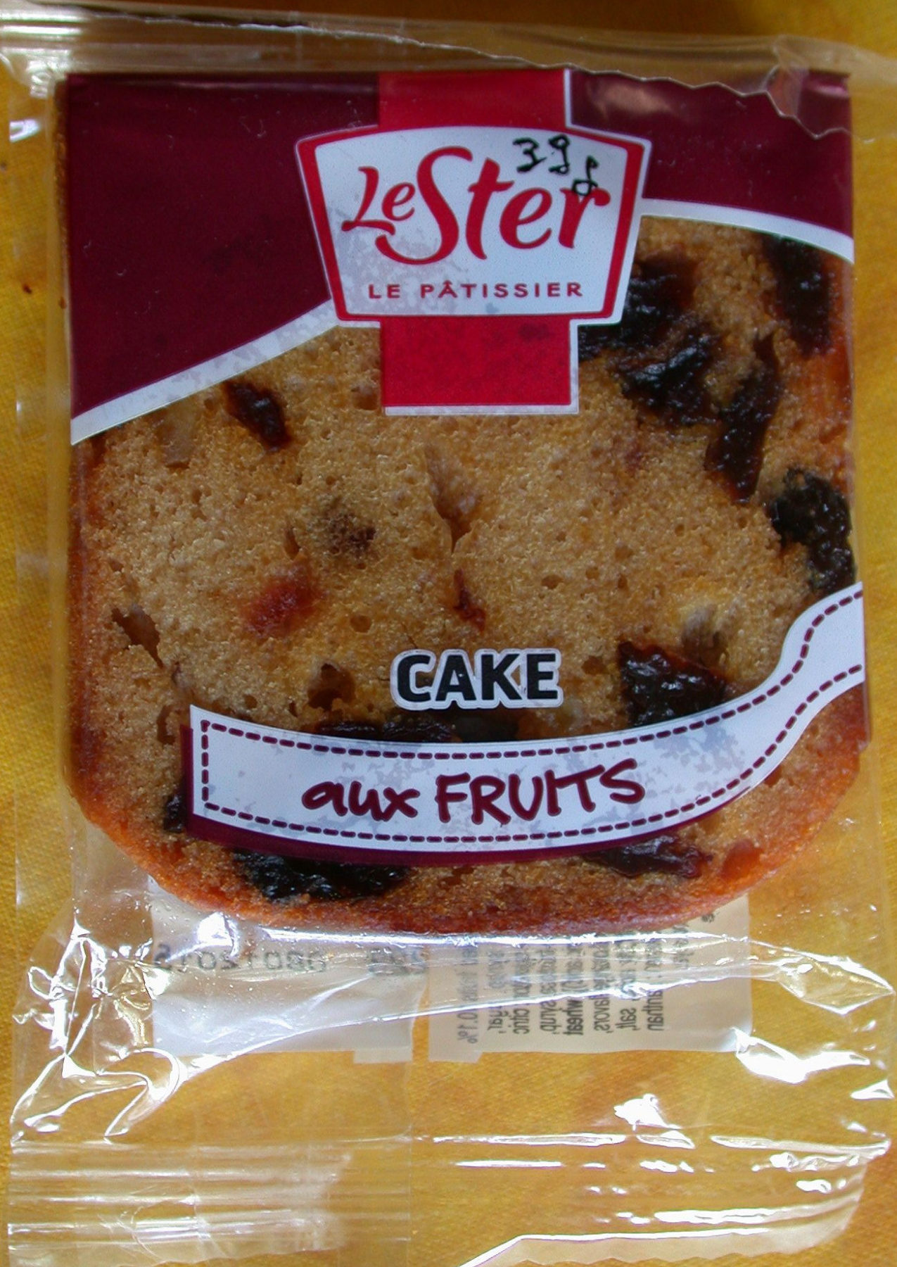 Cake au fruit - Product