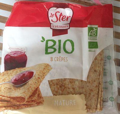 Crêpes nature bio - Product