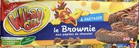 Le Brownie aux pépites de chocolat à partager - Produit - fr