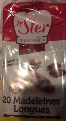 Madeleine longue tout chocolat - Product