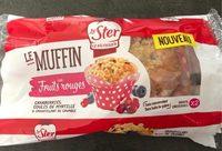 Le Muffin aux Fruits rouges - Produit - fr