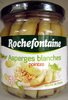 Asperges blanches pointes Rochefontaine - Product