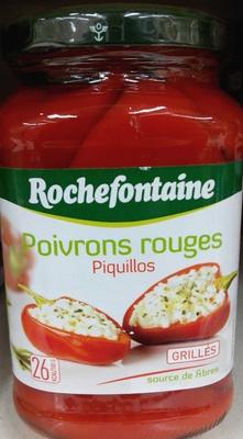 Poivrons rouges piquillos grillés - Produit - fr