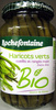 Haricots verts extra fins Bio - 340 g - Rochefontaine - Product