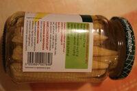 Épis de maïs mini - Informations nutritionnelles - fr