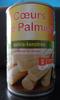 Cœurs de Palmier extra tendres - Product