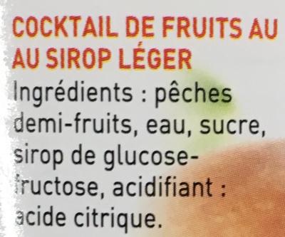 P ches demi fruits au sirop l ger rochefontaine a consommer r guli rement avec mod ration - Peches au sirop sans sterilisation ...
