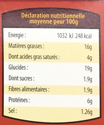 Halal Potatoes Burgers - Sans marque - 4 * 170 g (680 g)