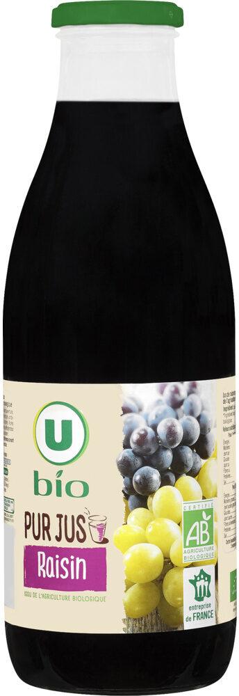 Pur jus de raisin - Produit - fr