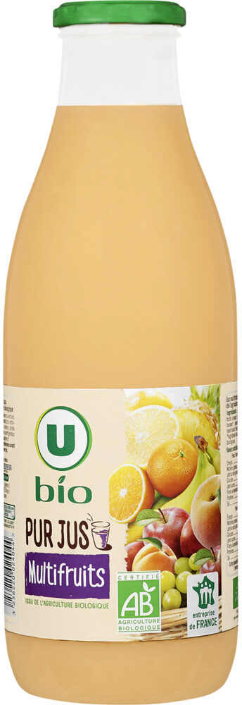 Pur jus Multifruits - Prodotto - fr