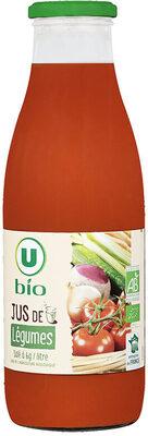 Jus de légumes salé - Product