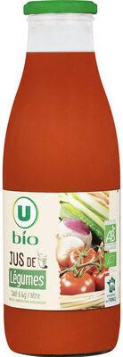 Jus de légumes salé Bio - Prodotto - fr
