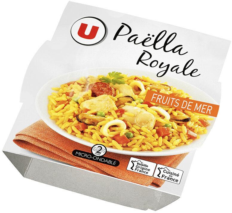 Paëlla royale - Produit