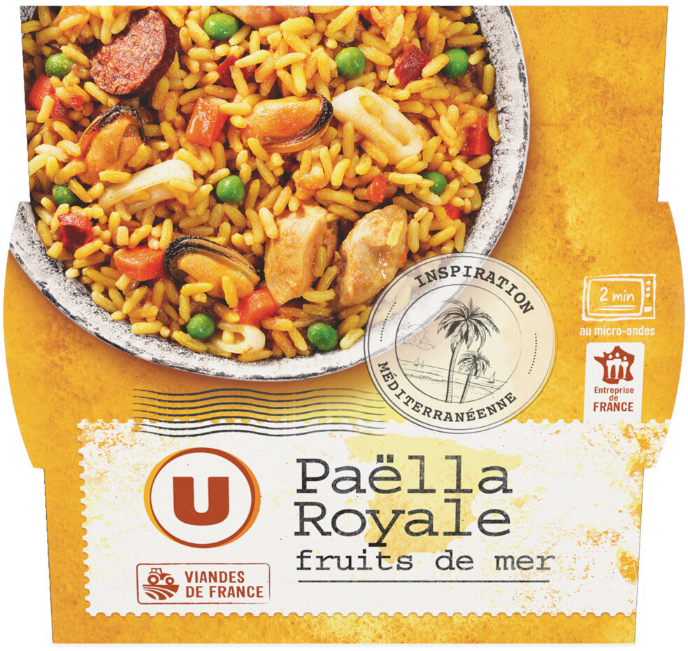 Paëlla royale - Product - fr