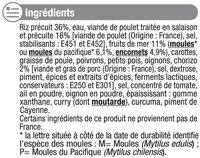 Paëlla royale - Ingredients - fr