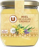 Miel crémeux Mille fleurs - Product - fr