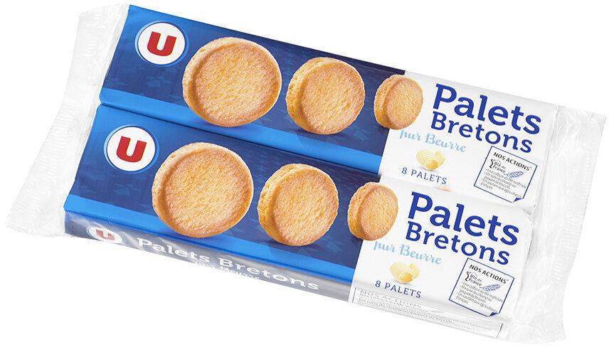 Palets bretons pur beurre - Produit - fr