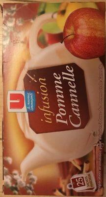 Infusion Pomme Canelle - Produit