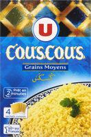 Graines de couscous moyen - Produit - fr