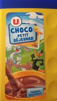 Choco petit déjeuner - Ingredients - fr