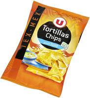 Tortilla chips goût salé - Produit