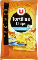Tortilla chips goût salé - Product - fr