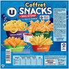 Coffret snacks et sauce ketchup - Produit