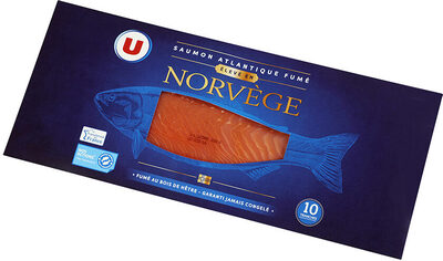 Saumon Atlantique Norvège fumé - Produit
