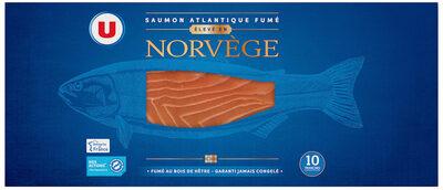 Saumon Atlantique Norvège fumé - Produit - fr