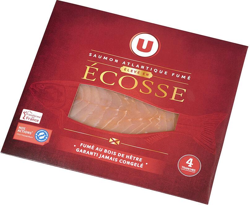 Saumon fumé Atlantique Ecosse - Product