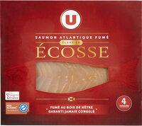 Saumon fumé Atlantique Ecosse - Produit - fr