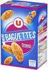 Crackers salés saveur bacon - Product