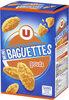 Crackers salés saveur gouda - Product
