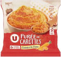 Purée de carottes - Product - fr