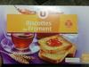 Biscottes au froment - Produit