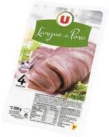 Langue de Porc - Product
