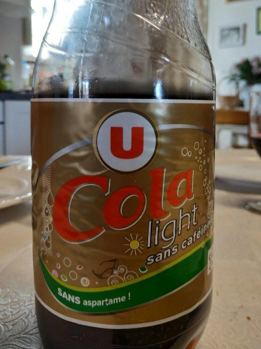 Cola light - Prodotto - fr