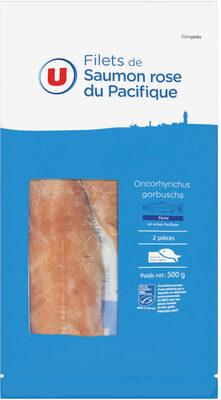 Filets de Saumon Rose Sauvage du Pacifique - Produit - fr