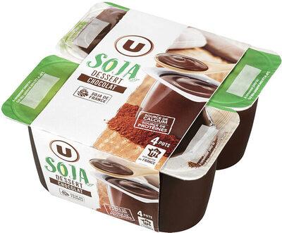 Spécialité dessert de soja au chocolat - Product