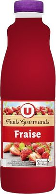 Fruits gourmands Fraise - Product