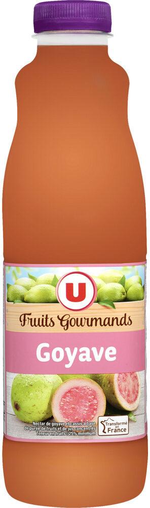 """Jus à la goyave """"fruits gourmands"""" - Prodotto - fr"""