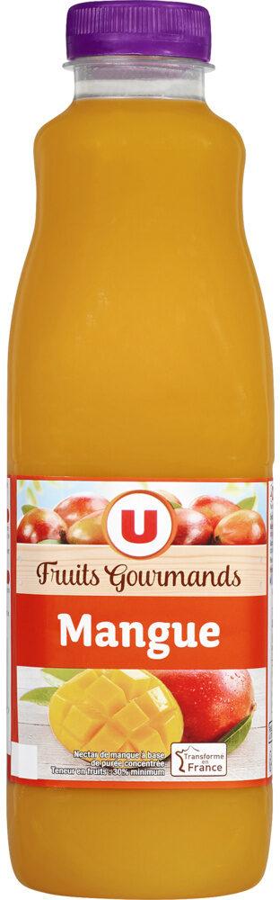 Jus à la mangue fruits gourmands - Prodotto - fr